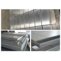China Foam Molding 7075 Aluminum Plate , T7651 6 Gauge Aluminum Sheet AlZn5.5MgCu wholesale