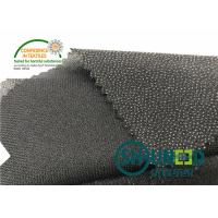Buy cheap Durability Polyester Woven Interlining For Mens Suit Heavy Fabric from wholesalers