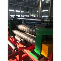 China Corrugated Roofing Sheet Bending Machine , 1.5-3.0mm Metal Curving Machine wholesale