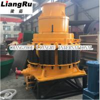 Buy cheap High Efficiency Mobile Spring Cone Crusher For Stone / Industrial Rock Crusher from wholesalers