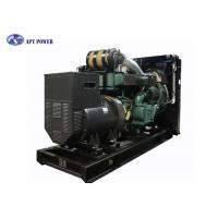 Quality Water Cooled 100kW Volvo Electric Generator 125kVA Diesel Generator wholesale