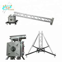 Buy cheap Truss Exhibition/Concert Stage Roof/Aluminum Truss Lifting Tower from wholesalers