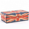 Buy cheap Glossy Lamination Custom Logo Printing Corrugated Shoe Box from wholesalers