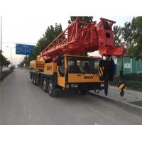 China chinese used sany mobile crane 25t secondhand high quality crane Sany 25t truck crane/sany 50ton crane/QY50C m wholesale