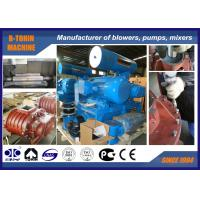 Quality 3900m3 / Hour DN250 Roots Rotary Lobe Air Compressor and Blower 100KPA wholesale