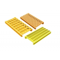 China Galvanized Steel Metal Grtp Strut Grating For Floors , Stair Steps And Walkways wholesale