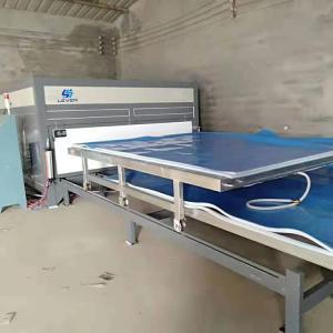 China Eva Film Glass Laminating Machine Laminated Glass Vacuuming Machine Oven wholesale