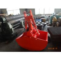 China Non Rotate Clamshell Excavator Grapple Bucket For Daewoo DH280 Long Reach Excavator wholesale