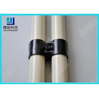 China Strengthen Black Metal Joint For Industrial Logistic Pipe Rack System HJ-11 wholesale