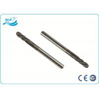 China Square 2 / 4 Flute End Mill Solid Carbide End Mill Diameter 16mm 20mm 25mm wholesale