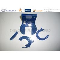China Sanitizer Wall Mount Plastic Holder for Public Use Injection Molding on sale