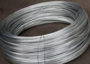 China BWG18 20 50kg Per Coil Electro Galvanizing Wire wholesale