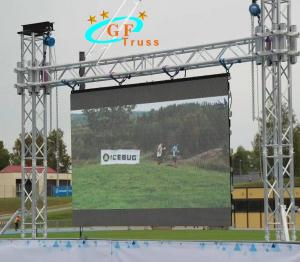 China Guofeng Outdoor LED Screen Truss Stand/TV Stand/LED Screen Display wholesale