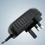 China 24W Wall Mount Universal AC Power Adapter EN60950 / EN60065 for Electronics KSAS024 Series KTEC wholesale