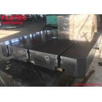 Buy cheap SGS Mechanical Standard Parts A36 Precision Machined Hydraulic Press Bolster from wholesalers