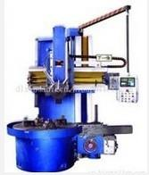 Quality Floor Type CNC Vertical turning Lathe Machine Cutting Flange for sale