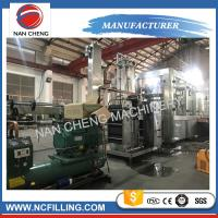 China 3 in 1 Pet / Glass Bottle CSD Carbonated Drinks Filling Machine wholesale