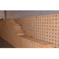 China Shaped Dry Pressed Kiln Refractory Fire Bricks Insulating Fireclay Block wholesale