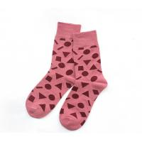 Buy cheap Lovely Mid Calf Women's Novelty Socks With Jacquard / Printing / Embroidery from wholesalers
