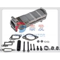 China Chevrolet Egr Valve And Cooler , Exhaust Cooler Kit 98034351 Corrosion Resistance wholesale