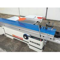 China plywood cutting machine sliding table panel saw with digital readout wholesale