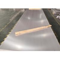 China Automotive 316 Stainless Steel Sheet Metal , Embossed Stainless Steel Sheets wholesale