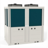 China Frequency Conversion Heating Cooling Heat Pump With Dual Supply Unit Water Chiller wholesale