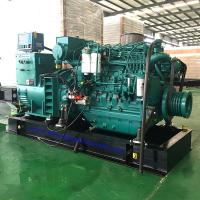 Buy cheap Air Cooling Cummins Marine Diesel Generator Set With Pre - High Water Temperatur from wholesalers