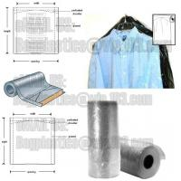 China Poly Cover, Garment covers, laundry bag, garment cover film, films on roll, laundry sacks wholesale