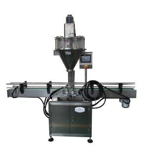 China Automatic masala powder filling machine for bottle&can wholesale