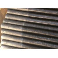 Buy cheap High Frequency Welded Finned Tube 3 - 12m Length 10 - 168 Mm Bare Tube OD from wholesalers