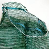 China Industrial Use Plastic Mesh Bags With Heavy Duty Capacity 100% Virgin PP Founded wholesale
