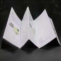 China Offset Paper Saddle Stitched Booklet With Glossy / Matte Lamination wholesale