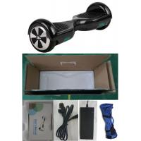 China Popular 2 Wheel 6.5 inch Self Balance Electric Scooter with Bluetooth Speaker wholesale