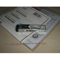 China 1310nm Switch Interface Cisco SFP Modules GLC-LH-SM For 20km Transmission on sale