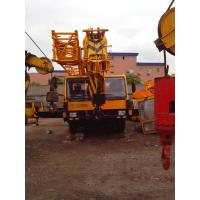 China Used XCMG QY-70K TRUCK CRANE FOR SALE CHINA wholesale