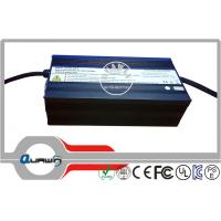 China 192V Lead Acid Battery Chargers Automatic Black Battery Charger wholesale