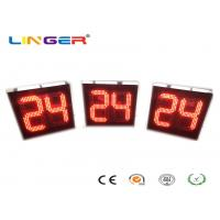 China Electronic Led Shot Clock for Basketball Scoreboard with Remote Controller wholesale