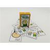China Easy Level Joking Hazard Cards , Custom Design Playing Cards 100pcs wholesale