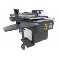 China 60*90cm A3 Size LED Flatbed Printer For Wood / Glass / Case / T Shirt Printing wholesale