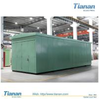 Quality 35kV High Voltage  Prefabricated /  Compact  / Combined Transformer Substation for sale