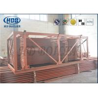 China Serpentine Tube Economizer For Industrial Steam Coal Boiler ASME Standard wholesale