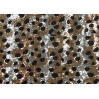 Quality High Tenacity Beaded Lace Fabric for Bedding & Home Textile CY-XP0006 for sale