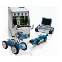 Buy cheap Portable Waterproof Pipe Inspection Robot / All In One Sewer Inspection Robot from wholesalers