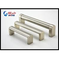 China Stainless Kitchen Cabinet Handles And Knobs 192mm T Bar Modern Decoration Long Door Pulls wholesale
