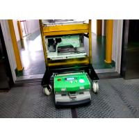 China Differential Driving Mode Bi Directional Tunnel AGV Robot For Rack Handling wholesale
