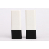 China Black ABS AS 5g Square Lipstick Tube Packaging wholesale