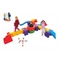 China Anti Static Indoor Playground Equipment For Preschool Anti UV wholesale