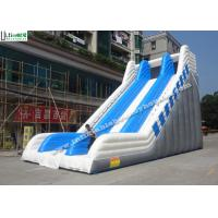 Quality Giant Commercial Inflatable Slides for sale