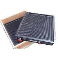 Quality Plate Frame Air compressor Air Cooled Heat Exchanger For industrial for sale
